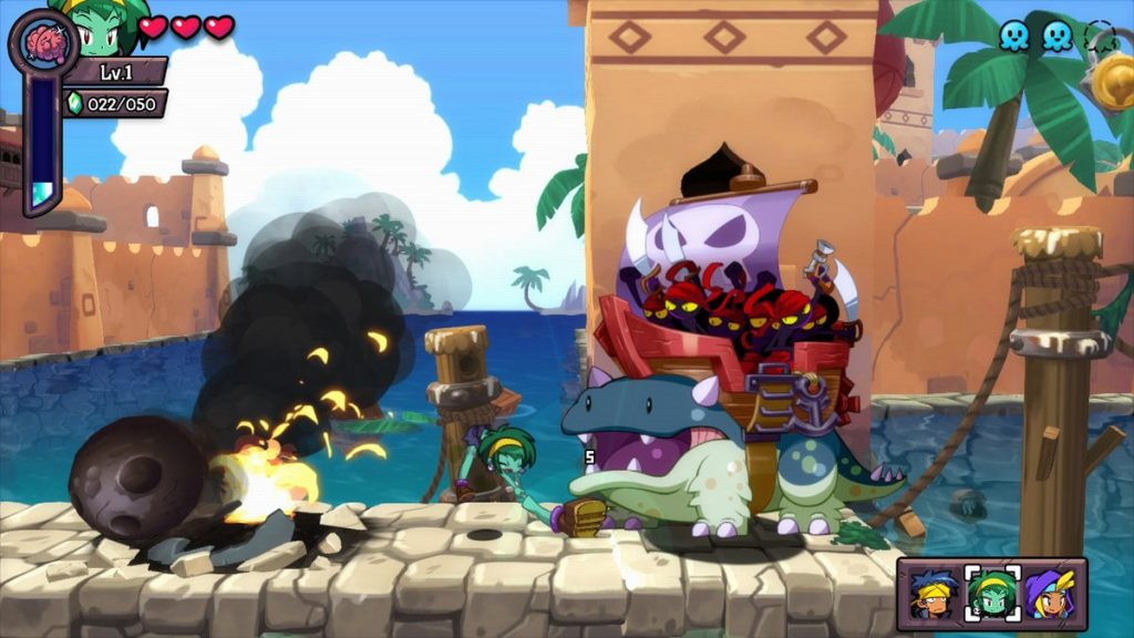 Shantae: Half-Genie Hero Ultimate Edition 4