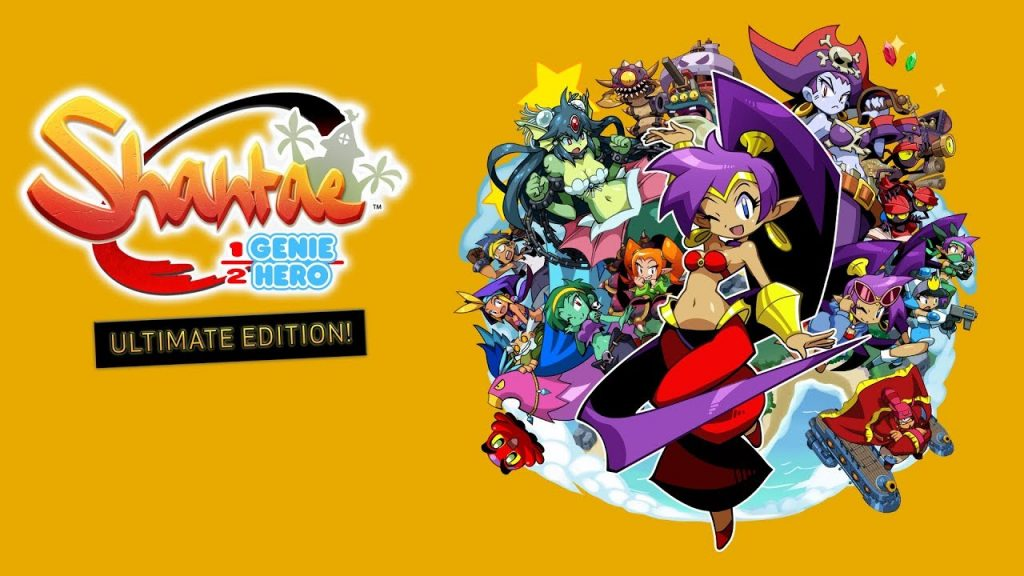 Shantae: Half-Genie Hero Ultimate Edition Banner
