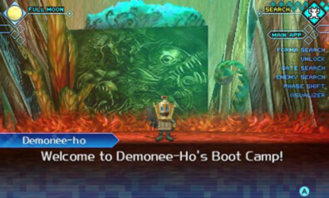 Shin Megami Tensei: Strange Journey Redux 1