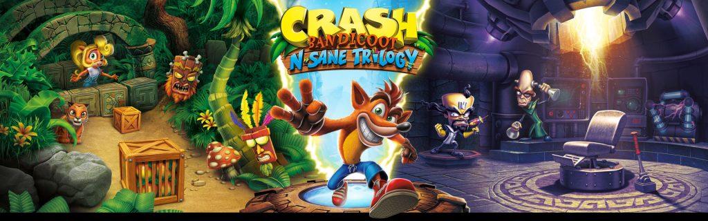 Crash Bandicoot N.Sane Trilogy To Release Early - Hey Poor ... Crash Bandicoot Ps3 Walmart