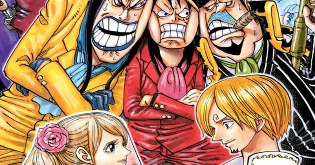 one piece volume 86 review