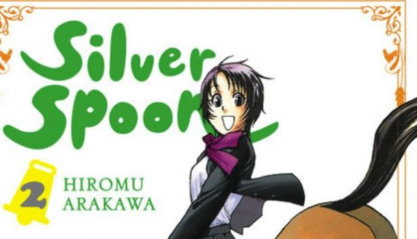 silver spoon volume 2 review