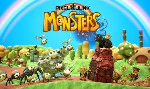 PixelJunk Monsters 2 Logo