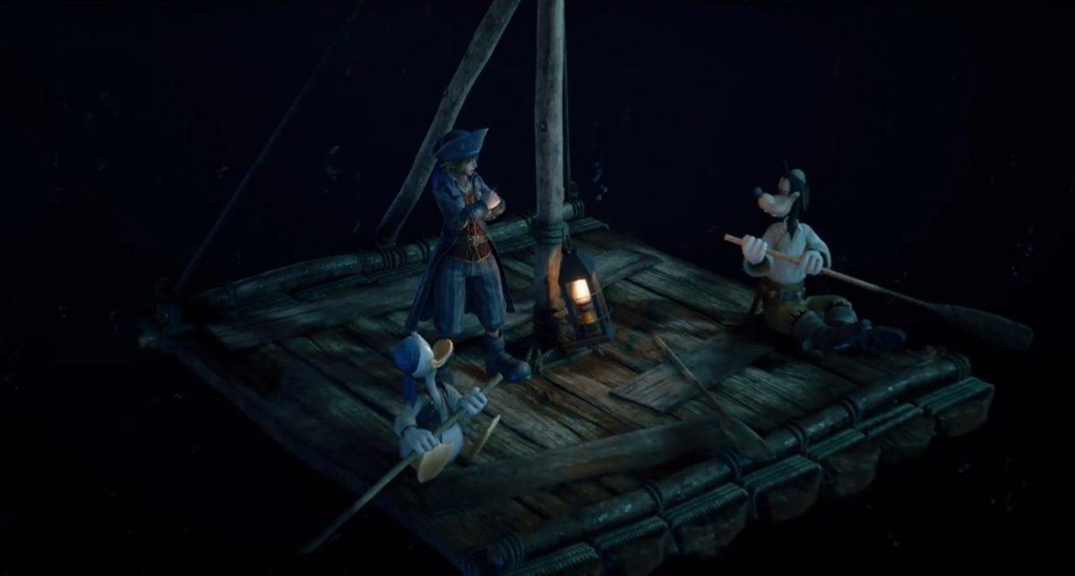 Kingdom Hearts 3 Trailer Reveals Pirates Of The Caribbean World