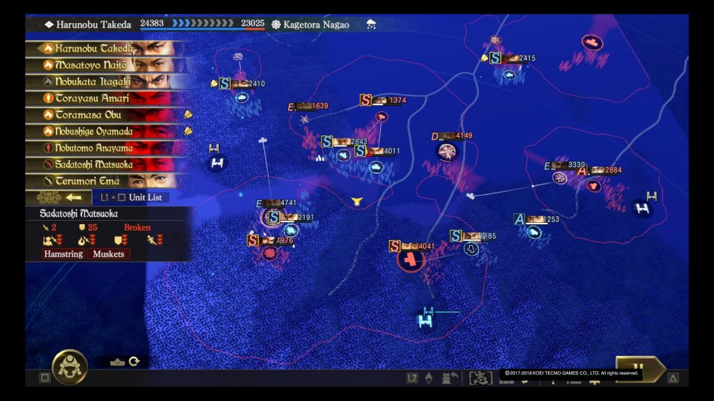 Nobunaga's Ambition: Taishi 6
