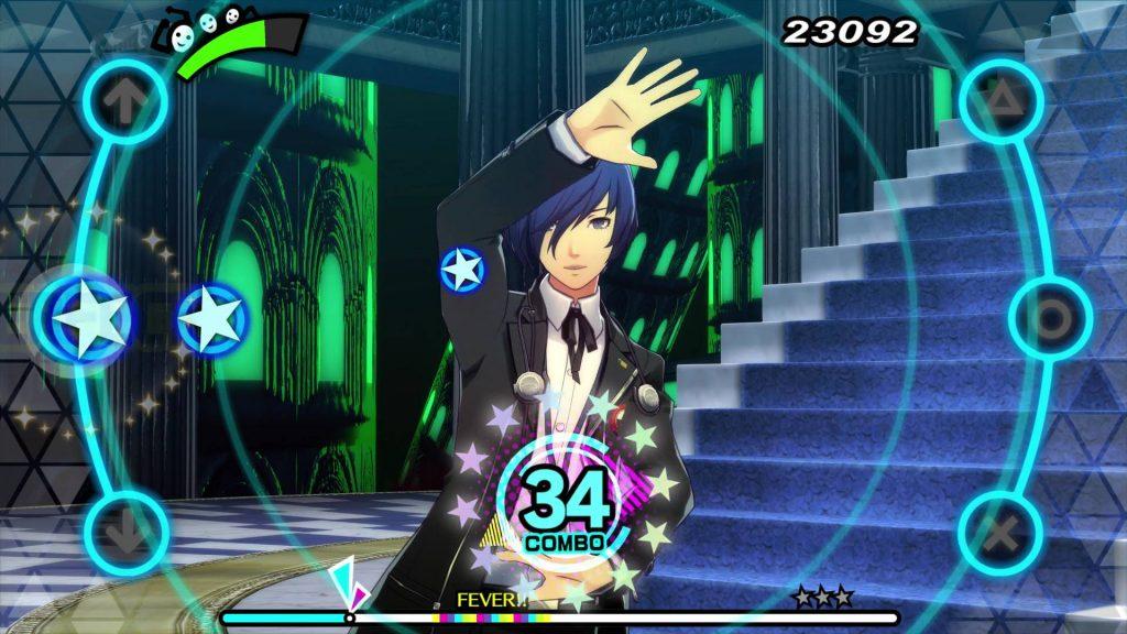 Persona 3: Dancing in Moonlight & Persona 5: Dancing in Starlight 1