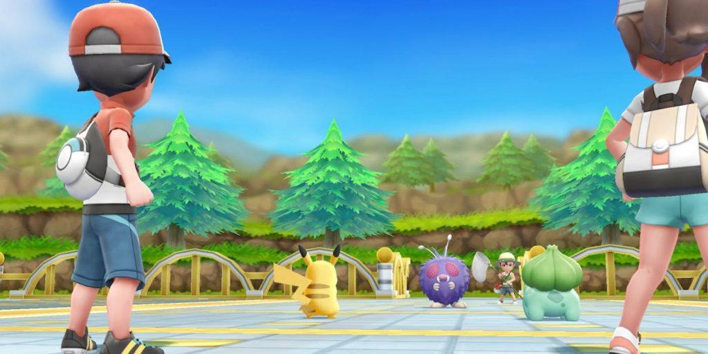 Pokémon: Let's Go, Eevee! 4