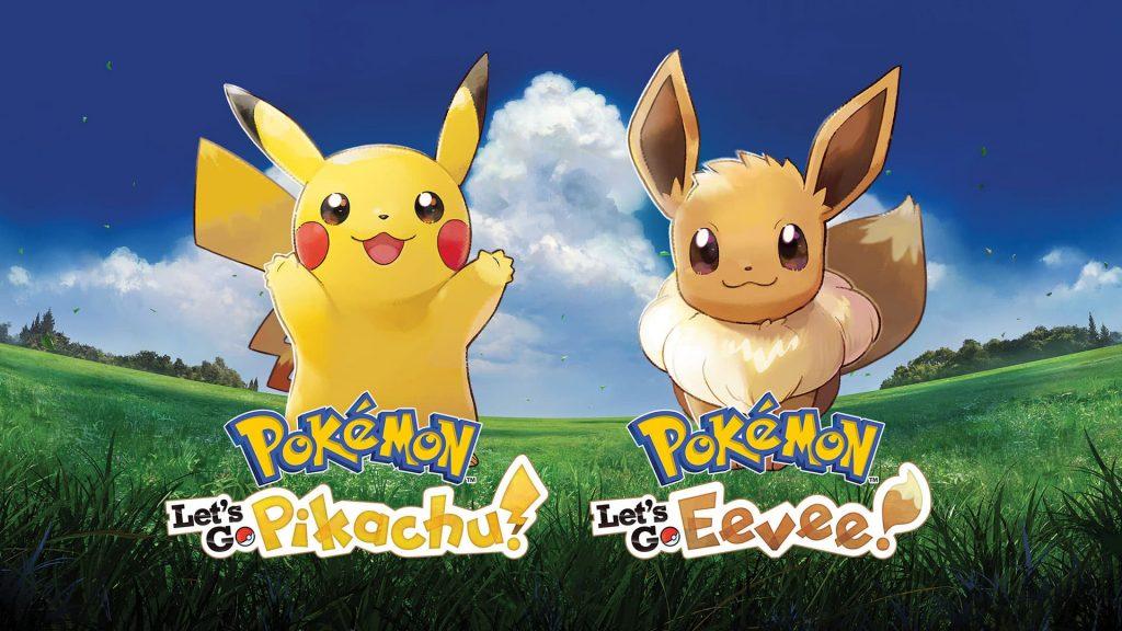 Pokémon: Let's Go! Banner