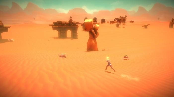 Earthlock desert