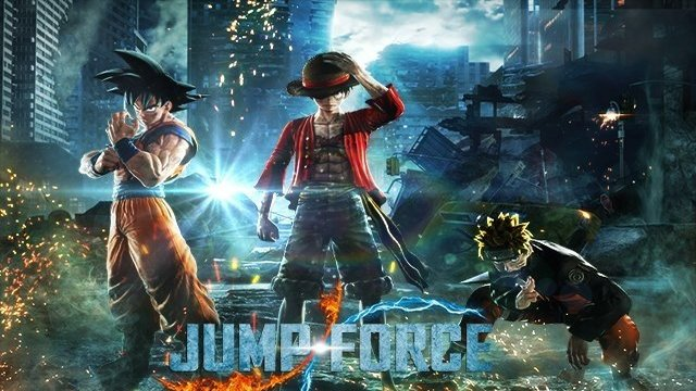 Jump Force character list