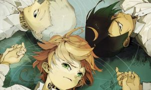 the promised neverland volume 4