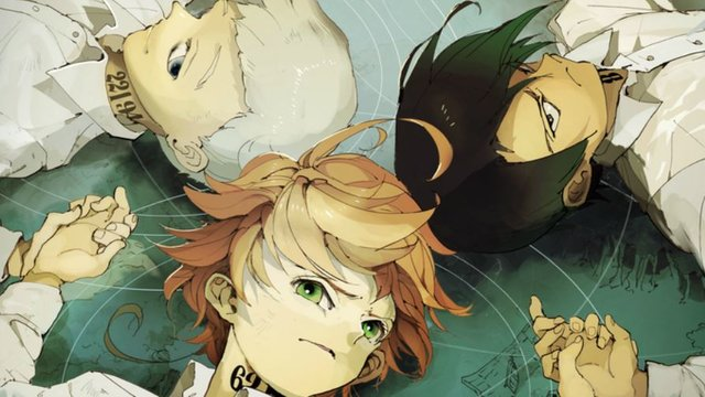 The Promised Neverland Vol 4 Review Hey Poor Player