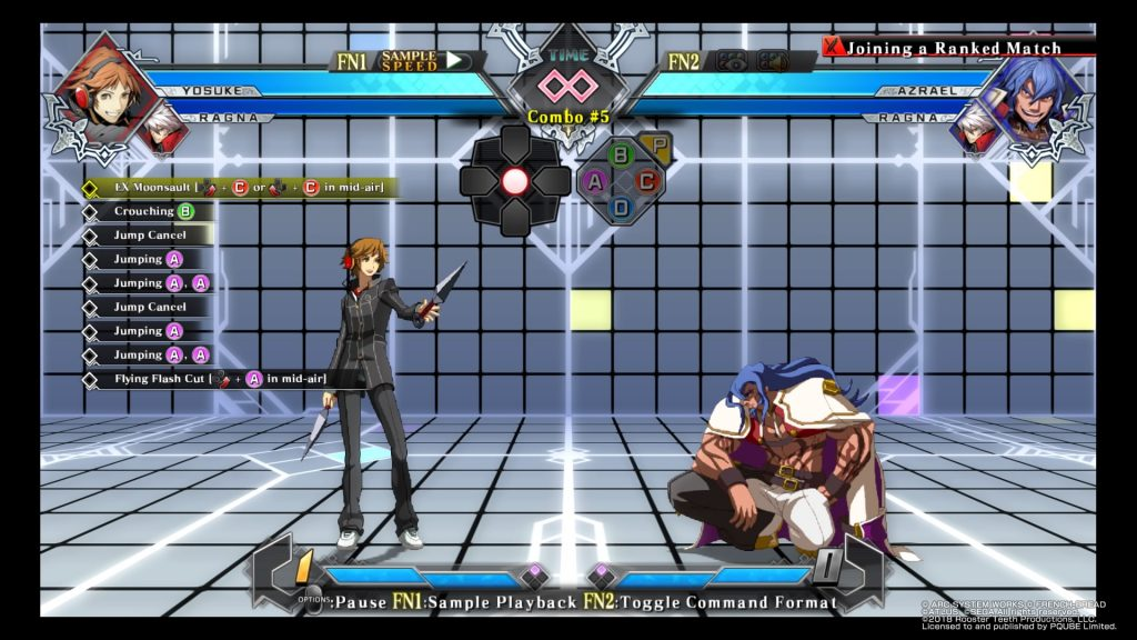 BlazBlue Cross Tag Battle 1