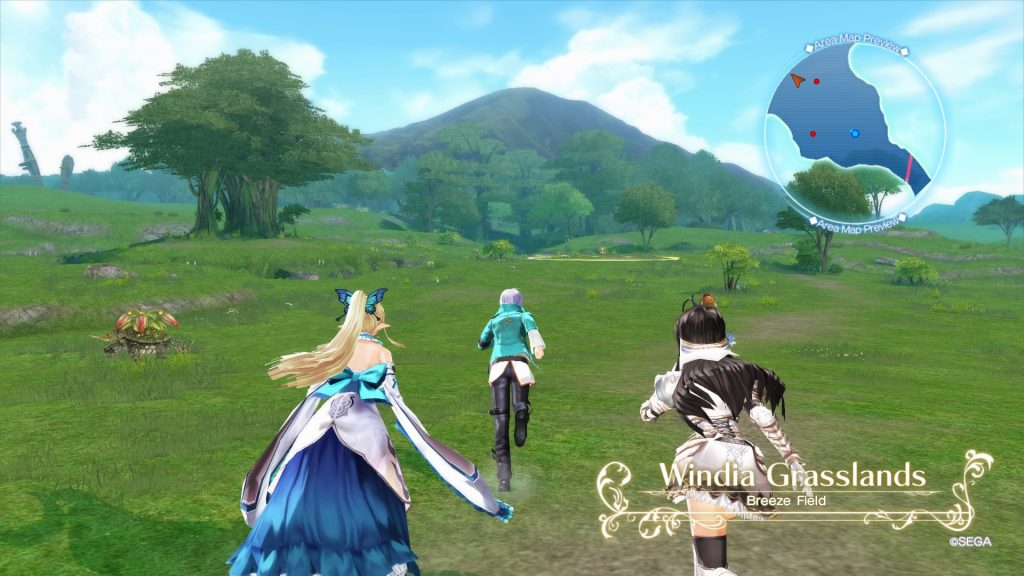 Shining Resonance Refrain 3