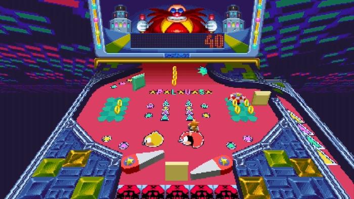 Sonic Mania plus Screenie 2