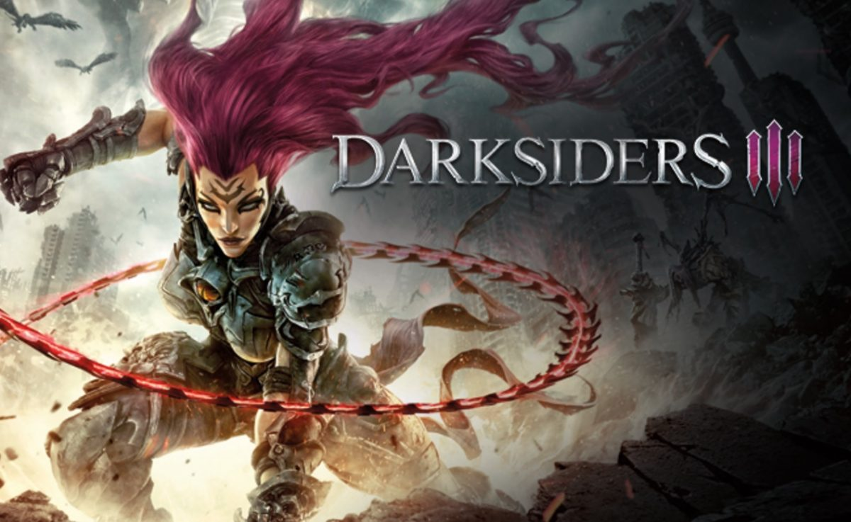 Darksiders III's The Crucible DLC Is Now Available   Hey