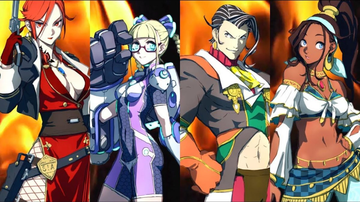 fighting ex layer to receive two free dlc characters vulcano rosso and pullum purna fighting ex layer to receive two free
