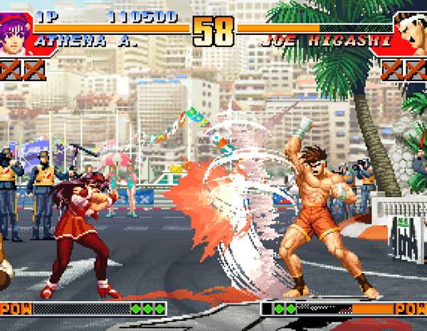 The King Of Fighters 97 Comes To Switch Tommorrow