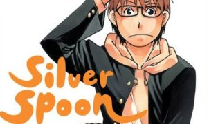 silver spoon volume 3
