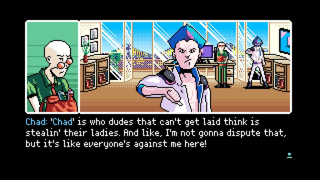 2064: Read Only Memories Integral 5