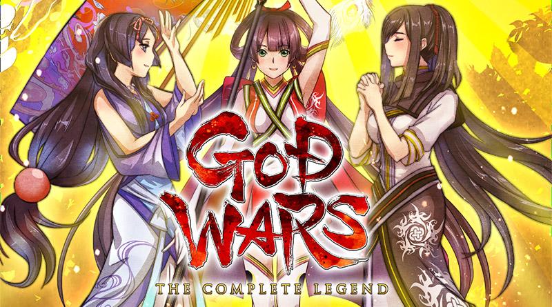 God Wars: The Complete Legend Banner