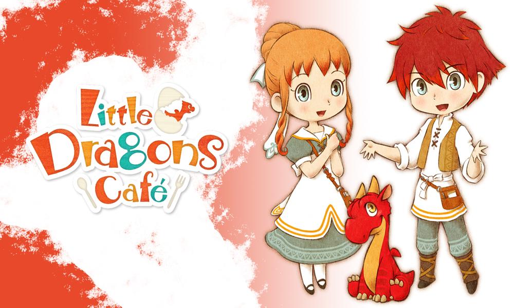 Little Dragons Cafe Banner