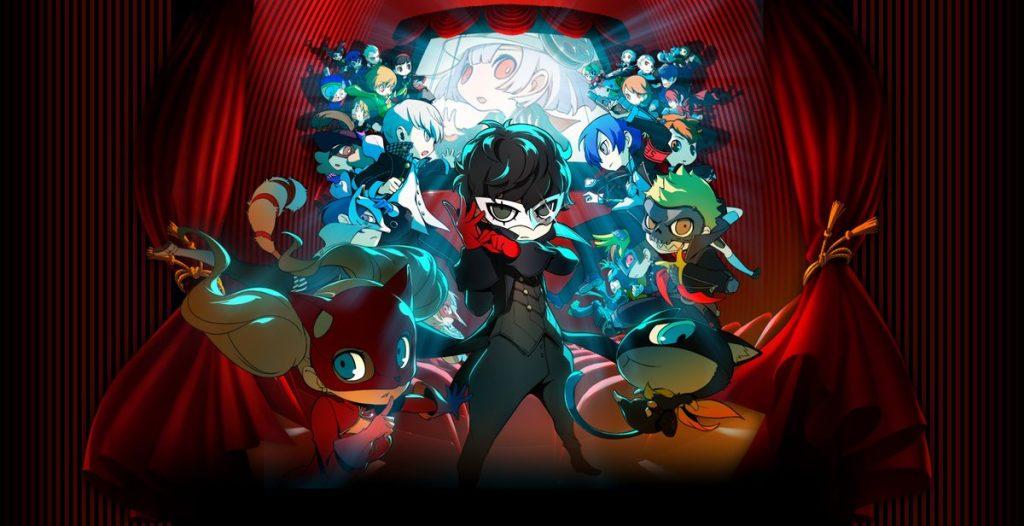 Persona Q2 New Cinema labyrinth 3ds jpn Cia Quotes