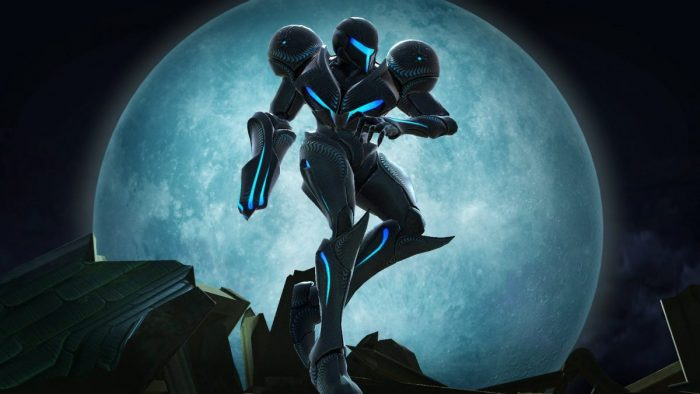 Dark Samus in Smash Ultimate