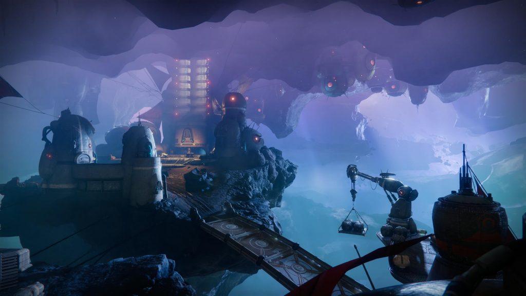 Tangled Shore, Destiny 2: Forsaken