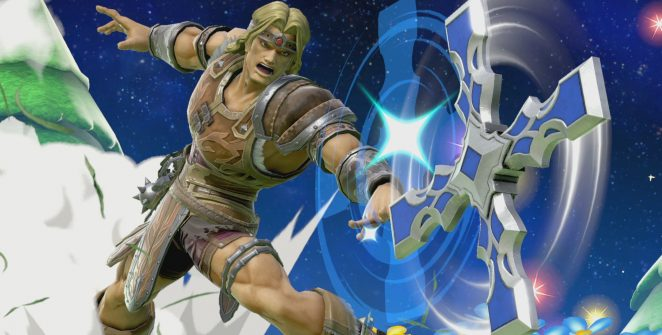 Simon Belmont in Smash