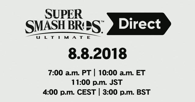 smash ultimate direct