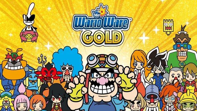 warioware gold review