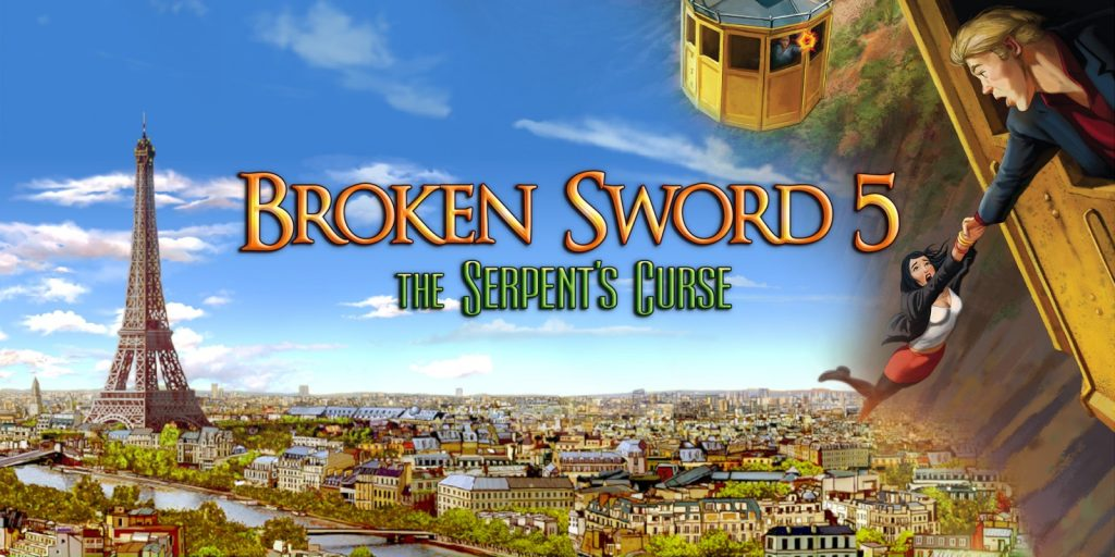 Broken Sword 5: The Serpent's Curse Banner