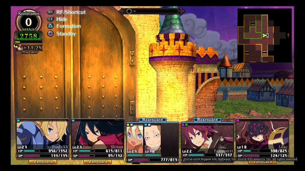 Labyrinth of Refrain: Coven of Dusk 2