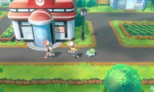 pokemon let's go road trip