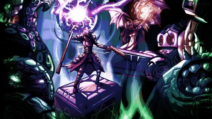Project Warlock title