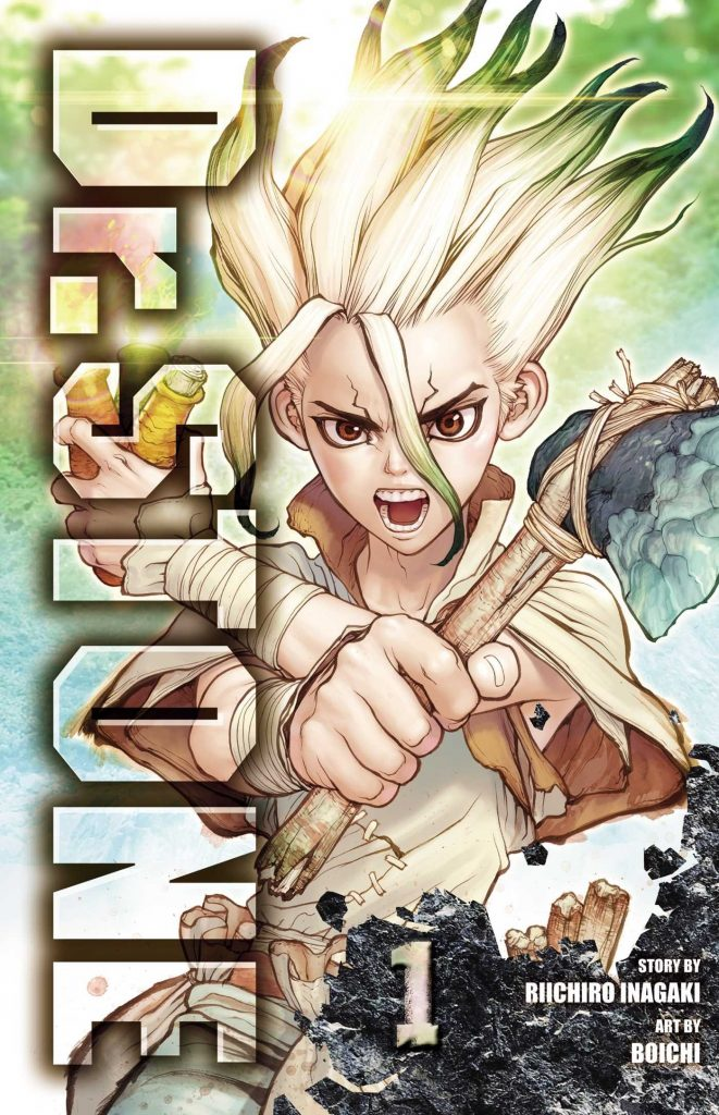 dr stone volume 1 review