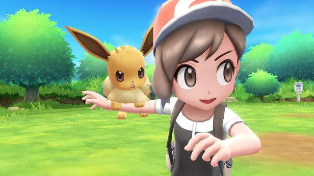 open world pokemon