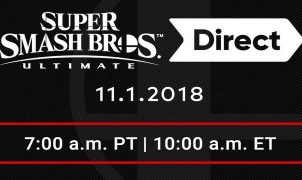 smash bros ultimate direct