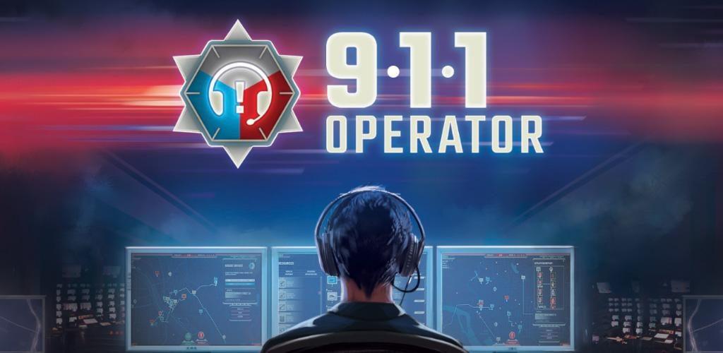 911 Operator Banner
