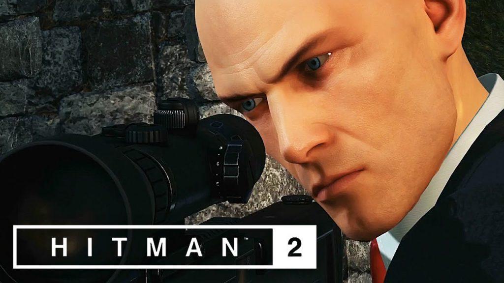 Hitman 2 Banner