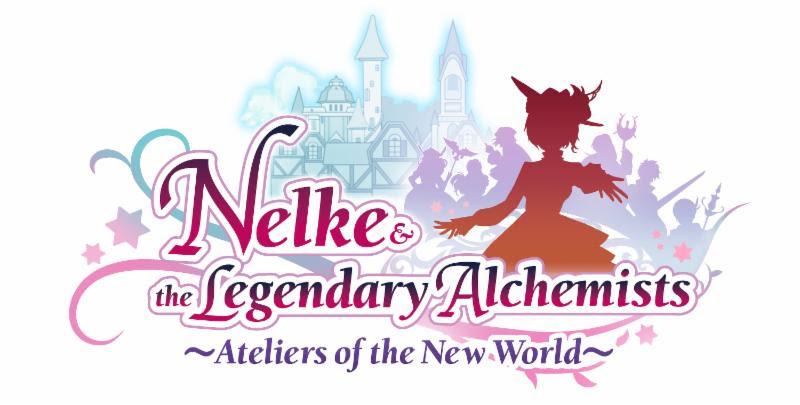 Nelke & The Legendary Alchemists: Ateliers of the New World Banner