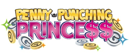Penny-Punching Princess Logo