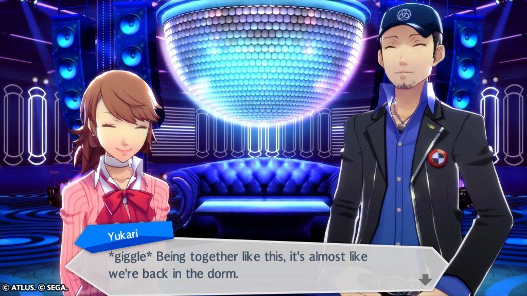 Persona 3: Dancing in Moonlight 1