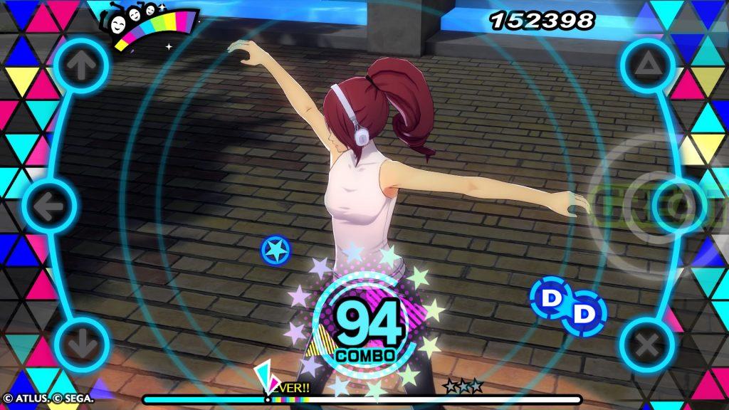 Persona 3: Dancing in Moonlight 4