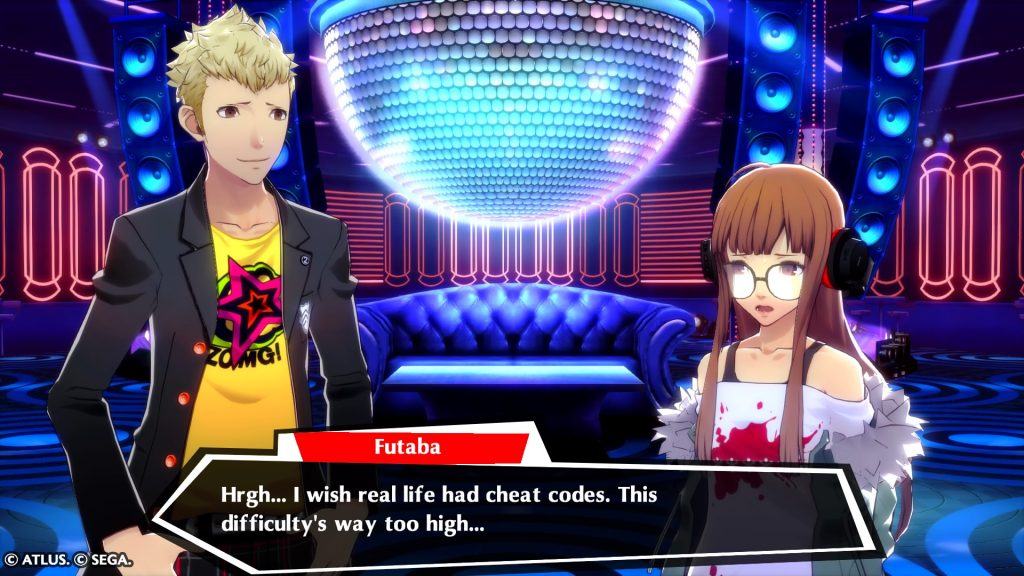 Persona 5: Dancing in Starlight 2