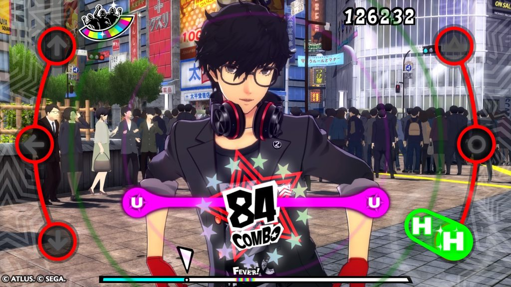 Persona 5: Dancing in Starlight 4