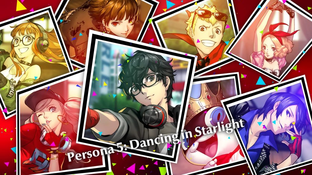 Persona 5: Dancing in Starlight Banner