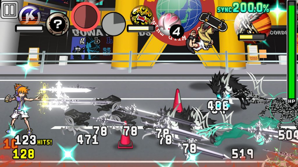 The World Ends With You: Final Remix 6