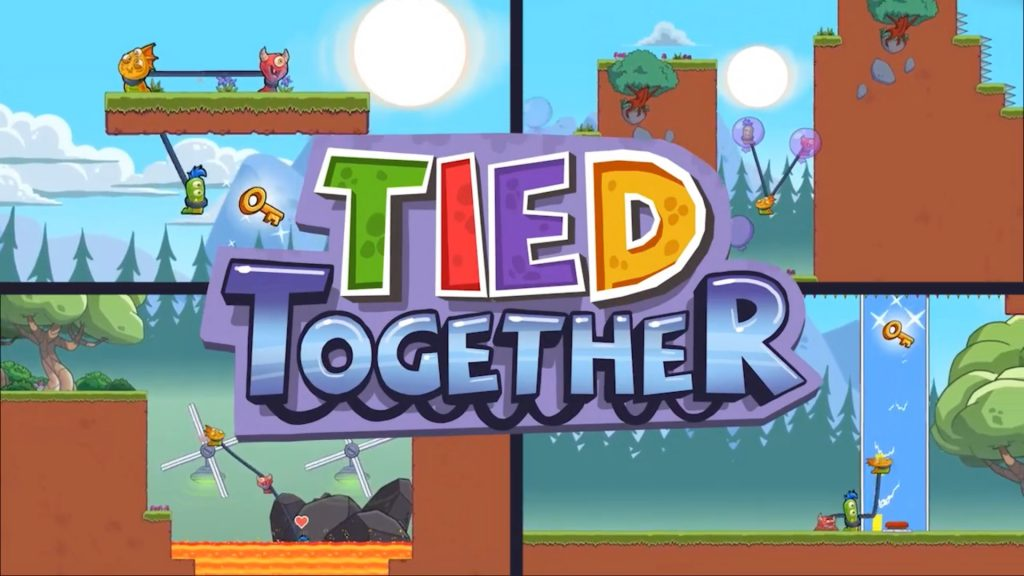 Tied Together Banner